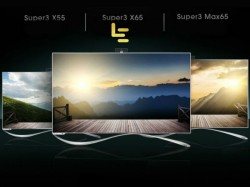 Special Offers on LeEco Super3 TV Series to Light up Your Festive Season