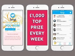 Tengi: A unique Chat App that rewards you for using its services