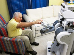 Robots may replace humans as nursing assistants