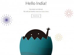 OnePlus launches online store in India