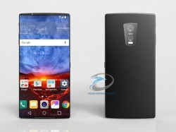 New Concept of LG G6 Hits the Web with Ultra Slim Design and Bezel-Less Screen!