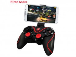 LatestOne.com Launches PTron Andro, AndroX Bluetooth Game Pads at Rs. 999