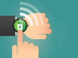 Soon, wearable devices can be charged with body heat
