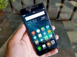 Vivo V5 First Impressions: A Capable 20MP Front Camera and Nifty Tricks in its Pocket