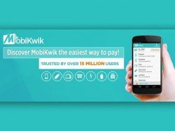 MobiKwik Lite e-Wallet App Launched to Work Smoothly with Slow Internet Connections