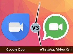 Google Duo Gets New Update: Will it Give a Tough Competition to WhatsApp Video Calling?