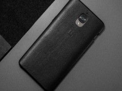 OnePlus Launches Textured Leather Case For OnePlus 3 and OnePlus 3T