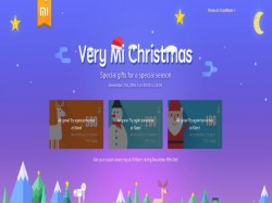 Grab Xiaomi Mi 5, Power Bank, and More at Attractive Discounts This Christmas
