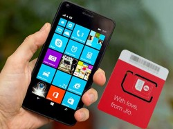 How to activate Reliance Jio 4G SIM on Microsoft Lumia Phone