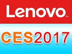 Lenovo's Launches at CES 2017: ThinkPad X1, Miix 720, Legion Gaming Laptops, Smart Assistant & More