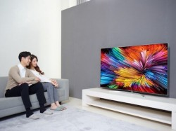 LG Shows Off Third Generation of Super UHD TV Lineup With Nano Cell Technology
