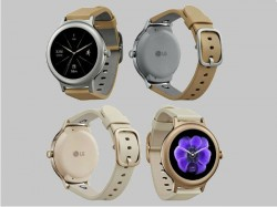 LG's upcoming Android Wear smartwatch images leaked