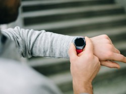 New technology lets you control smartwatch using breath and skin