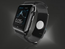 This BACtrack Apple Watch Band Launched at CES 2017 Lets You Measure Your Blood Alcohol Content