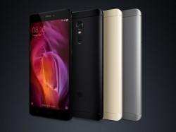 Weekly Roundup: Xiaomi Redmi Note 4, Lenovo Phab 2 Pro, Vivo V5 Plus,Samsung Galaxy C9 Pro and more
