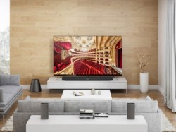 Xiaomi Launches Mi TV 4, Mi Router HD With 8TB Storage, Mi Mix White at CES 2017