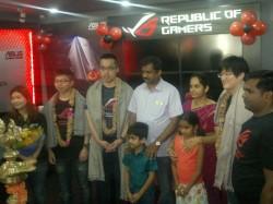 ASUS inagurates third 'Republic of Gamers' store in India