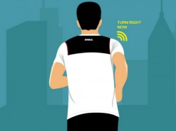 Broadcast Wearables launches the world's 1st smart fitness t-shirt with navigation