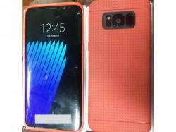 Latest Samsung Galaxy S8 leak shows fingerprint sensor at the rear