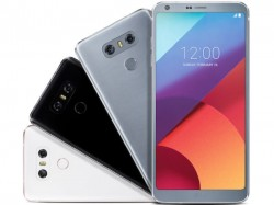 LG G6 to come in white, platinum, and black colors