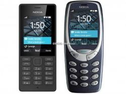 Nokia 3310 (2017) render leaks; confirms oval design
