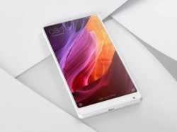 White Xiaomi Mi Mix sold out in seconds!