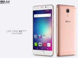 BLU Life One X2 Mini with 4GB RAM launched at Rs. 11,720