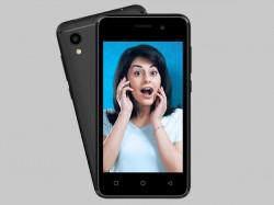 Intex Aqua 4G Mini launched at Rs 4,199
