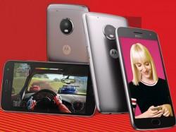 Motorola Moto G5 Plus, Moto M, Moto Z Play, Moto G4 Plus: Treat to 8-core fans