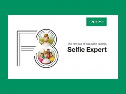 Oppo F3 Plus the dual selfie camera smartphone to be launched on 23 March