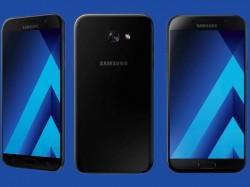 Samsung Galaxy A5 2017 pre-booking started in India: Other alternative smartphones to consider