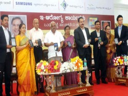 Samsung signs MOU with Karnataka Govt to manage its public healthcare facilities