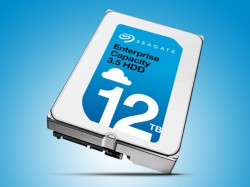 Seagate Launches 12TB Helium Enterprise Drives For Nex-Gen Data Centers