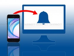 How to view mobile notifications in your computer
