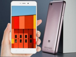 Xiaomi Redmi 4A sales starts on 23rd March at Rs 5,999 in Amazon: Will it beat these phones
