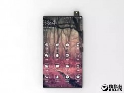 Xiaomi Mi Mix 2 concepts reveal borderless and curved design