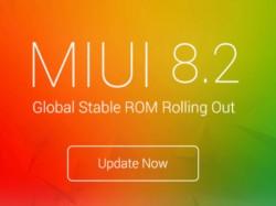 Xiaomi Mi Mix, Mi Note 2 get MIUI 8.2 ROM; Mi 5 to be next in line