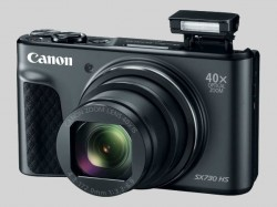 Canon PowerShot SX730 HS camera with 20.3MP sensor launched