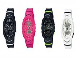New watch by Casio for women