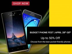 Flipkart offers: Get the best of budget smartphones at never before prices