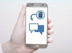 How to recover deleted SMS text messages