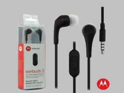 Moto Earbuds-2 in-ear headphones launched at Rs. 799