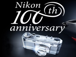 Nikon announces Limited Commemorative products as part of its 100th Anniversary celebrations