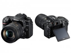 Nikon D7500 with 4K recording launched at Rs. 96,950
