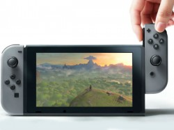 Nintendo expects Switch to sell about 13 million units by March 2018