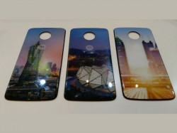 Photos of Moto Power Mod and three Style Shells hit the web