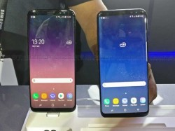 Samsung Galaxy S8 First Impressions: More than just the best-looking Android smartphones
