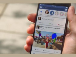 Facebook Space lets you hang out with friends and family