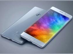 Xiaomi launches Mi MIX, Mi Note 2, and Redmi 4X in Russia