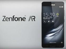 Asus ZenFone AR, the new Tango phone coming soon